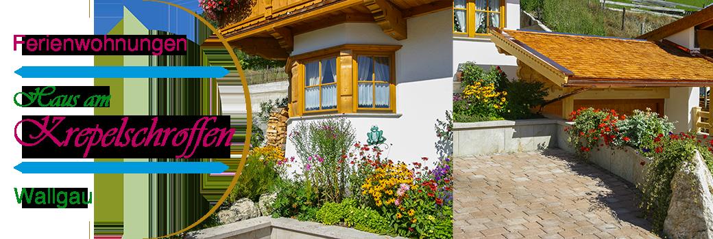 herzlich willkommen bei ferienwohnungen haus am krepelschroffen familie achner in wallgau. Black Bedroom Furniture Sets. Home Design Ideas